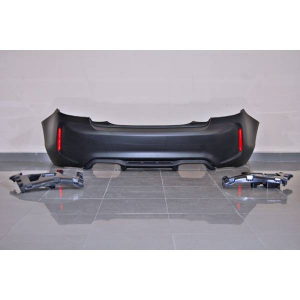 Paraurti Posteriore BMW F22 / F23 Look M2 ABS