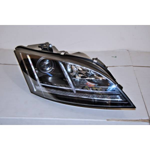 Fanali Day Light Audi TT 06-11 Black