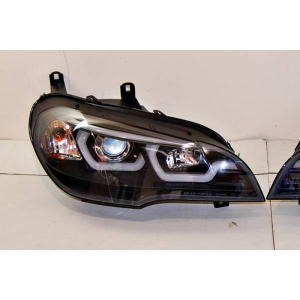 Fari A Led BMW X5 E70 07-13 Black