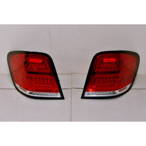 Fanali Posteriori Mercedes W164 '05-08 LED RED