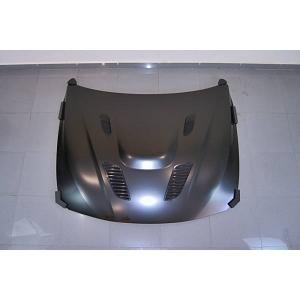 Cofano BMW F30/F31/F32/F33/F36 Look GTR Metal