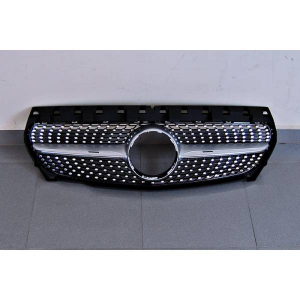 Griglia Mercedes W117 CLA 13-16 Look DIAMOND