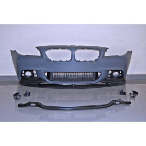 Paraurti Anteriore BMW F10 / F11 / F18 LCI 13 Look M-Performance ABS