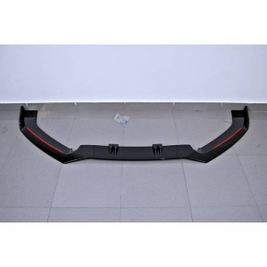 Spoiler Anteriore Audi A6 2016-2018 look RS6  ABS
