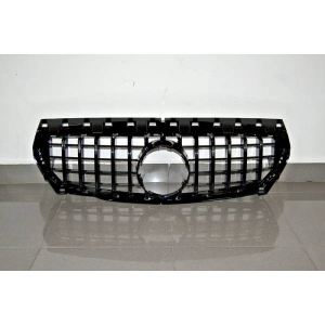 Griglia Mercedes W117 CLA 13-16 Look GTR FULL BLACK
