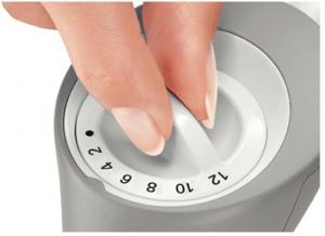 Bosch ErgoMixx MSM66120 Frullatore ad immersione Grigio, Bianco 600 W