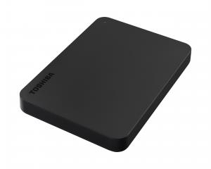 Dynabook Canvio Basics disco rigido esterno 1000 GB Nero