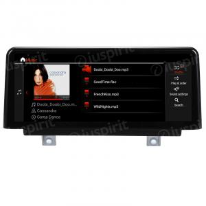 ANDROID 10 navigatore per BMW Serie 1 F20 F21, BMW Serie 2 F23 Sistema originale NBT 10.25 pollici WI-FI GPS 4G LTE Bluetooth MirrorLink 4GB RAM 64GB ROM