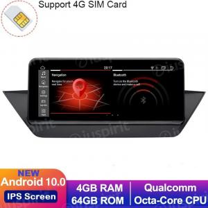 ANDROID 10 navigatore per  BMW X1 E84 2009-2015 con schermo originale, Sistema originale CIC 10.25 pollici WI-FI GPS 4G LTE Bluetooth MirrorLink 4GB RAM 64GB ROM