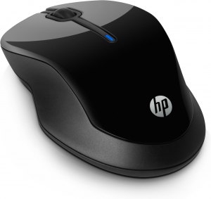 HP 250 mouse RF Wireless Blue LED 1600 DPI