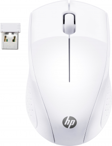 HP 220 mouse RF Wireless Ottico