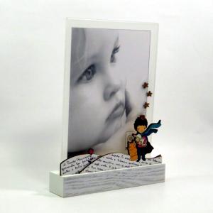 Cornice piccolo principe 13x18 di Mascagni