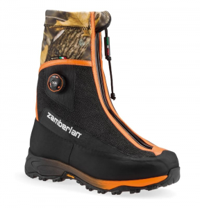 3031 POLAR HUNTER GTX RR - Winter hunting boots - Black/Camouflage