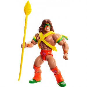 Masters of the WWE Universe: ULTIMATE WARRIOR by Mattel