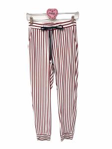 Pantaloni sportivi a righe
