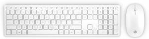 HP Pavilion 800 tastiera RF Wireless Bianco