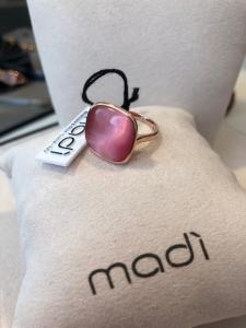 Completo Madì collana,bracciale ed anello - argento 925%