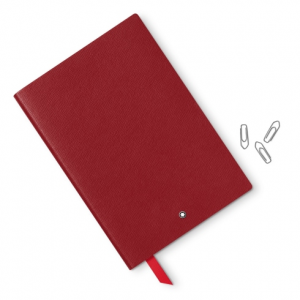Blocco note Montblanc #163 rosso