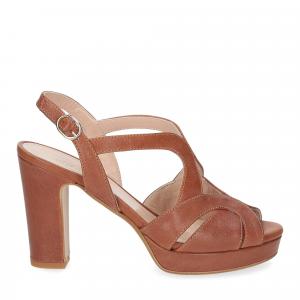 Il Laccio sandalo 3046 pelle cuoio-2