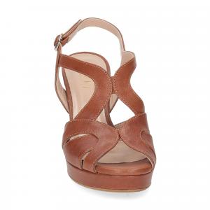 Il Laccio sandalo 3046 pelle cuoio-3