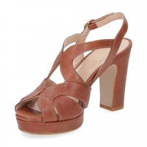 Il Laccio sandalo 3046 pelle cuoio-4
