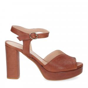 Il Laccio sandalo 9406 pelle cuoio-2
