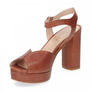 Il Laccio sandalo 9406 pelle cuoio-4