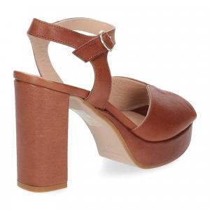 Il Laccio sandalo 9406 pelle cuoio-5