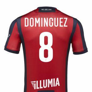 NICOLAS DOMINGUEZ 8 Bambino