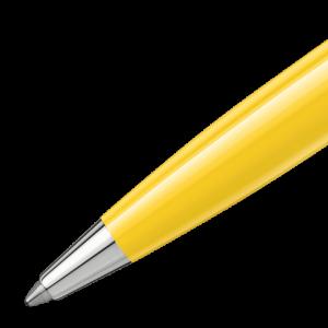 Penna a sfera Montblanc PIX giallo senape