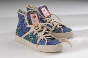 Sneakers Urban Make Love Multicolor