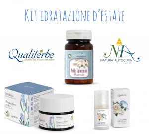 Kit Idratazione d'Estate -20% con codice: naturautocura