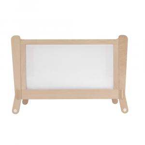Lettino bianco con protezione elettromagnetica - Albero Bambino