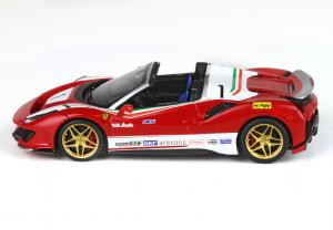 Ferrari 488 Pista Spider Speciale Versione Lauda 1/43