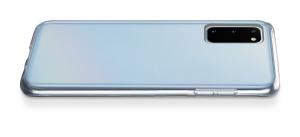 Cellularline Clear Duo - Galaxy A21s Accoppiata ad alta protezione Trasparente