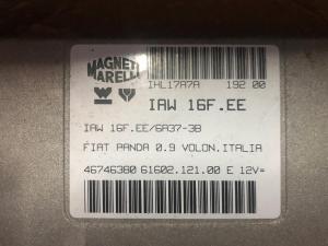 Kit accens. usato Fiat Panda 1à serie cod.46746380
