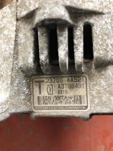Alternatore usato Subaru Forester 3à serie 2008> 2.0 D