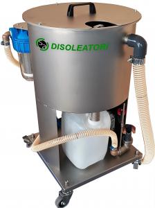 Personal 3 disoleatore a coalescenza da 100 a 300 l/h