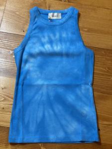 Canotta costine Tie Dye Vicolo