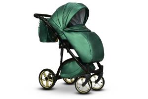 Malachit - nuovisimo colore 2020 - trio completo- fascia iridescente.