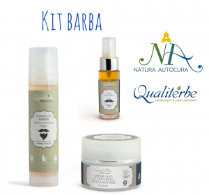 Kit Barba -20% con codice: naturautocura