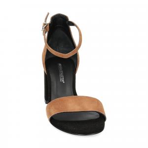 Andrea Schuster sandalo R804 camoscio nero-3