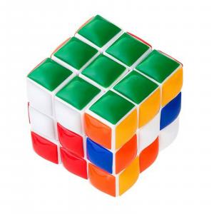 CUBO MAGICO PUZZLE 3D ROMPICAPO ABILITA' PASSATEMPO cm6x6 circa CUBO 6 FACCE
