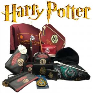 HARRY POTTER MAGLIA MAGLIETTA T-SHIRT Hogwarts express maglia ufficiale bordeaux
