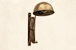 Lampada vintage a pantografo
