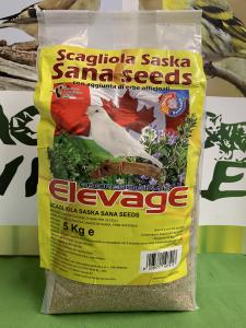 SCAGLIOLA SASKA con erbe officinali 5kg