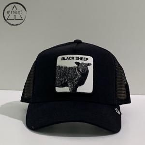Goorin Bros - Animal Farm Truckers - Black Sheep 2, nero