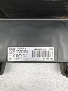 body computer fiat panda 4x4 anno 2008 originale Codice 51783784