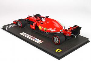 Ferrari SF71-H GP Canada 2018 S. Vettel Limited 250 Pieces 1/18