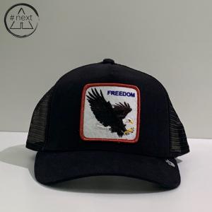 Goorin Bros - Animal Farm Truckers - Freedom, nero.